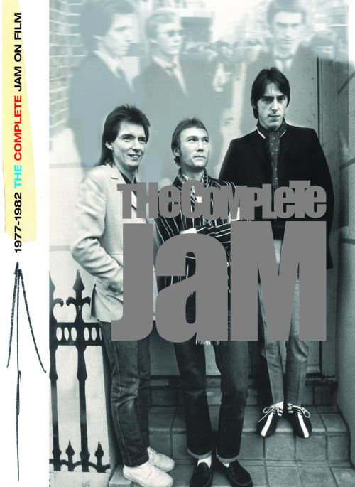 The Complete Jam [DVD]