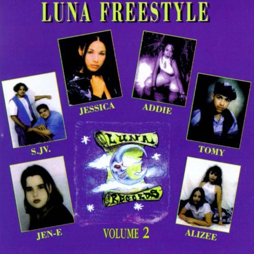 Various Luna Freestyle