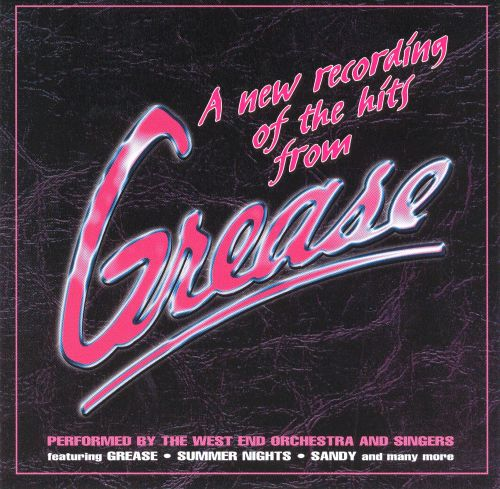 Grease: New Recording
