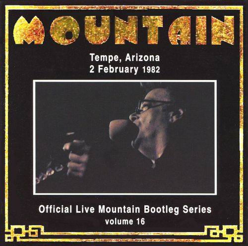 Official Bootleg Series, Vol. 16: Live in Tempe Arizona 1982