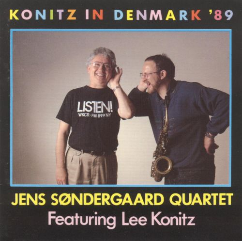 Konitz in Denmark '89