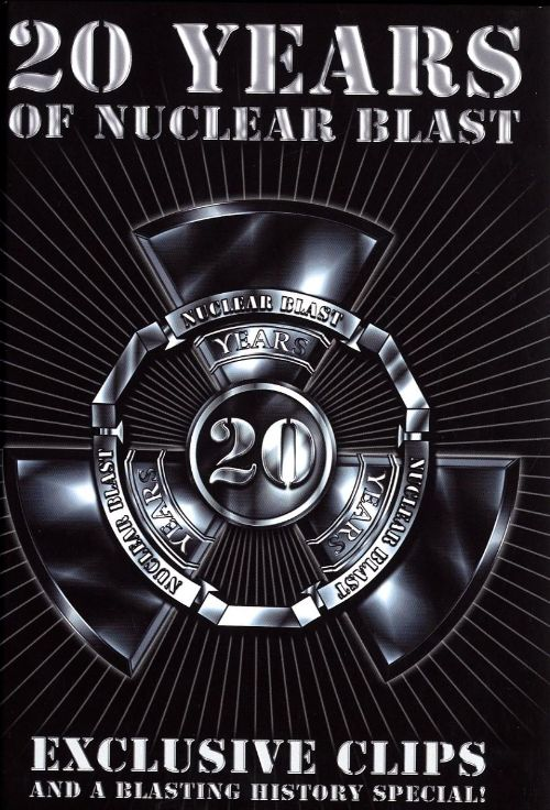 20 Years of Nuclear Blast [DVD]