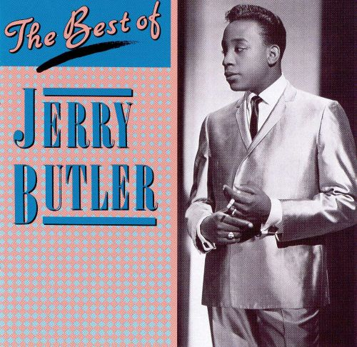 The Best of Jerry Butler [Rhino]