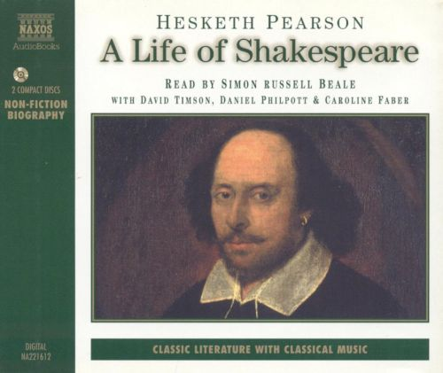 A Life of Shakespeare [Audio Book]
