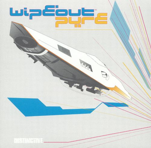Wipeout Pure: The Official Soundtrack
