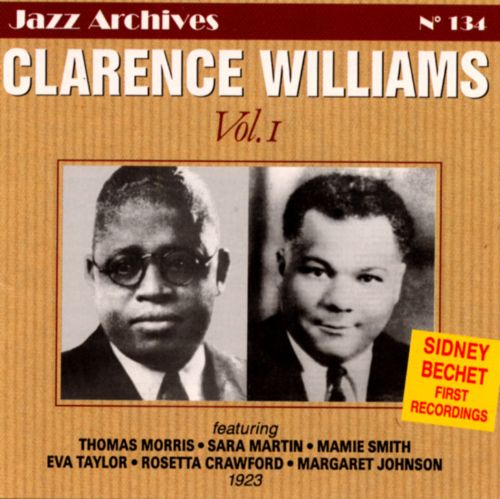 Clarence Williams, Vol. 1: 1923