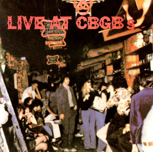 Live at CBGB's [Atlantic]