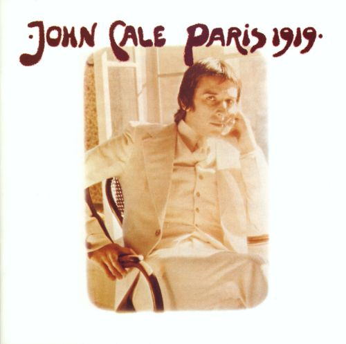 Paris 1919 - John Cale (1973)