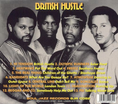 British Hustle: The Sound of British Jazz-Funk from 1974-1982