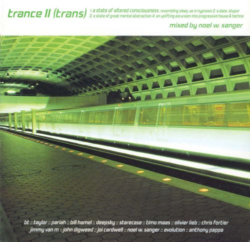 Trance, Vol. 2: A State of Altered Consciousness