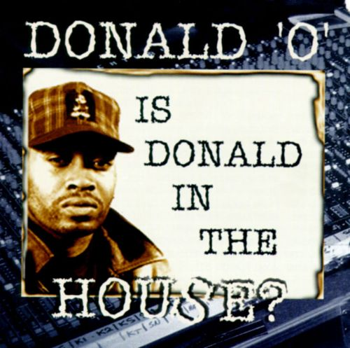 Is Donald in the House