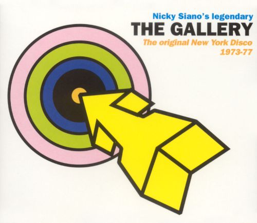 Soul Jazz Records Presents Nicky Siano's the Gallery