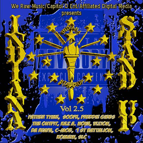 Indiana Stand Up, Vol. 2.5