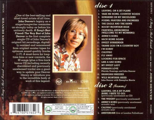 John Denver Best Of
