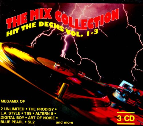 Mix Collection: Hit the Decks, Vol. 1-3