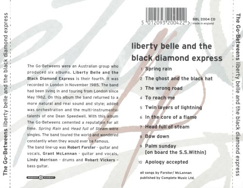 Liberty Belle and the Black Diamond Express