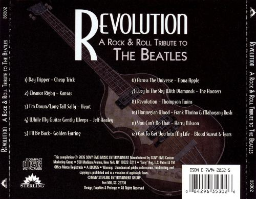 Revolution: A Rock Tribute to the Beatles