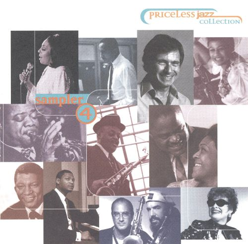 Priceless Jazz Sampler, Vol. 4