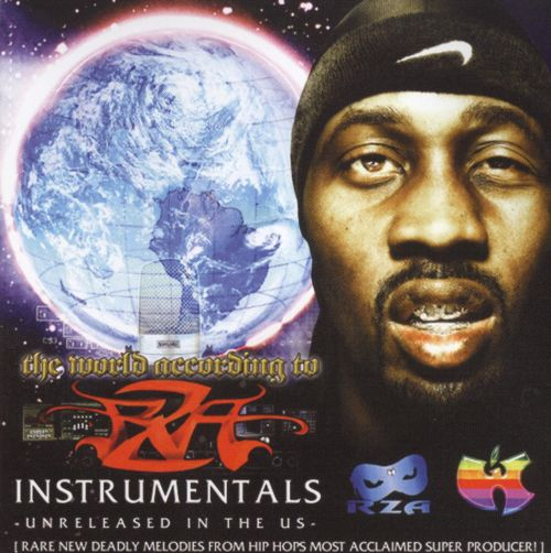 The World According to RZA: Instrumentals