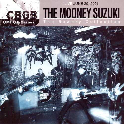 CBGB OMFUG Masters: Live 6/29/01 The Bowery Collection