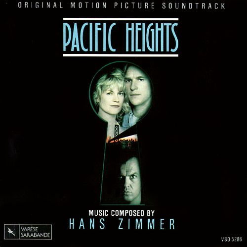 Pacific heights original soundtrack hans zimmer for Zimmer soundtrack