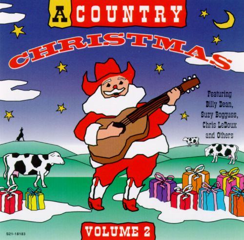 Country Christmas, Vol. 2 [EMI-Capitol]