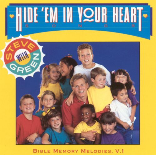 Hide 'Em in Your Heart: Bible Memory Melodies, Vol. 1