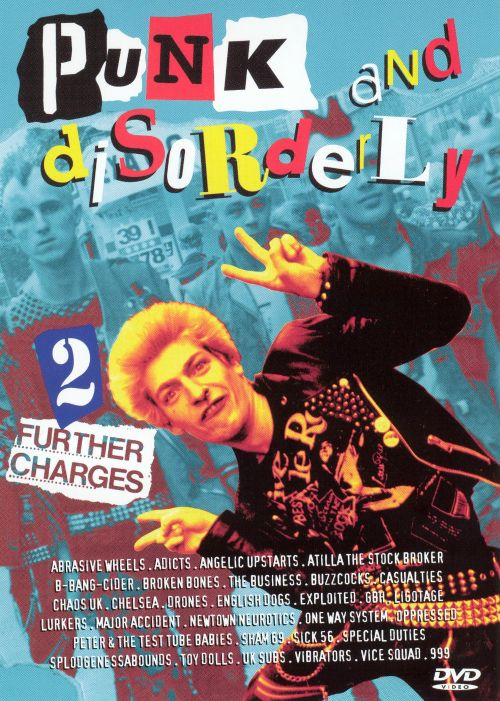 Punk and Disorderly: Further Changes [DVD]