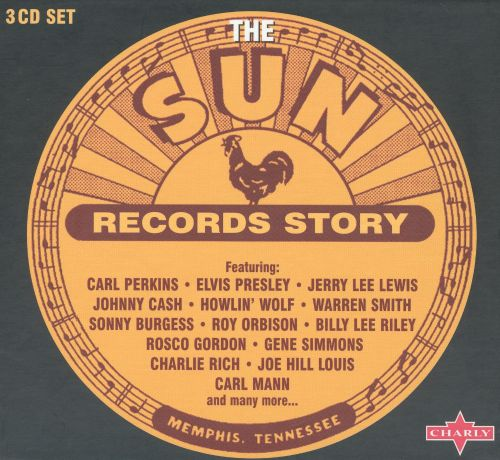 Various Sun Records The Rocking Years