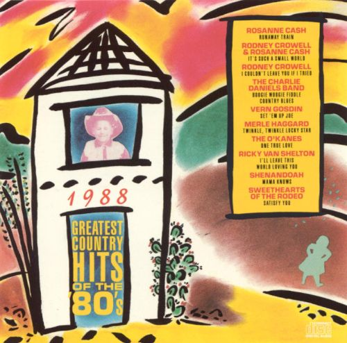 Country Hits of the 80s: 1988