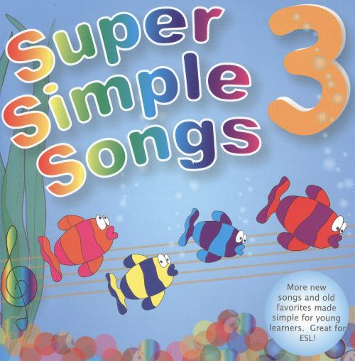 Knock Knock English: Super Simple Songs, Vol. 3