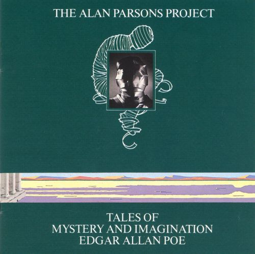 Tales of Mystery and Imagination Edgar Allen Poe - The Alan Parsons Project (1976)