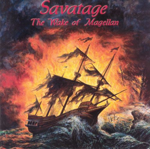 The Wake of Magellan