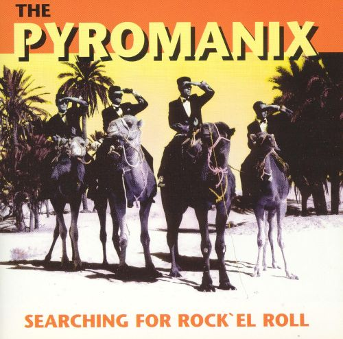 Searching for Rock el Roll