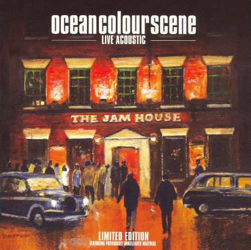 Live Acoustic: At the Jam House