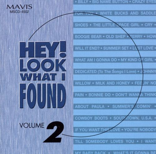 Hey! Look What I Found, Vol. 2