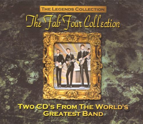 The Legends Collection: The Fab Four Collection
