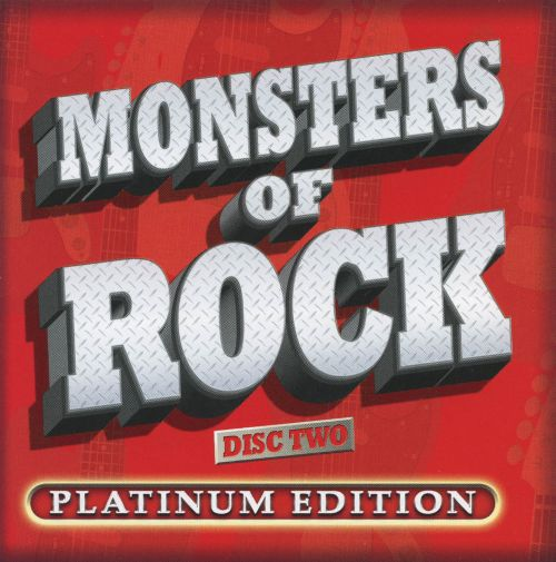 Monsters of Rock: Platinum Edition Disc 2