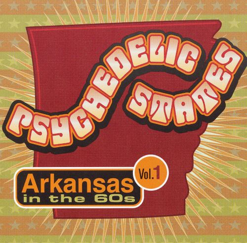 Psychedelic States: Arkansas in the 60s