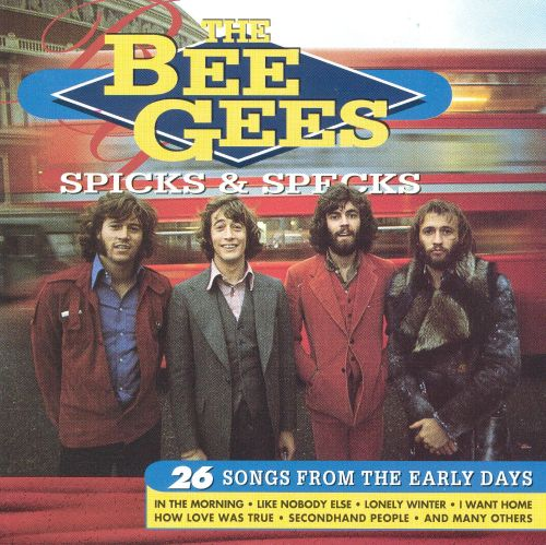 Spicks & Specks: 26 Songs from the Early Days