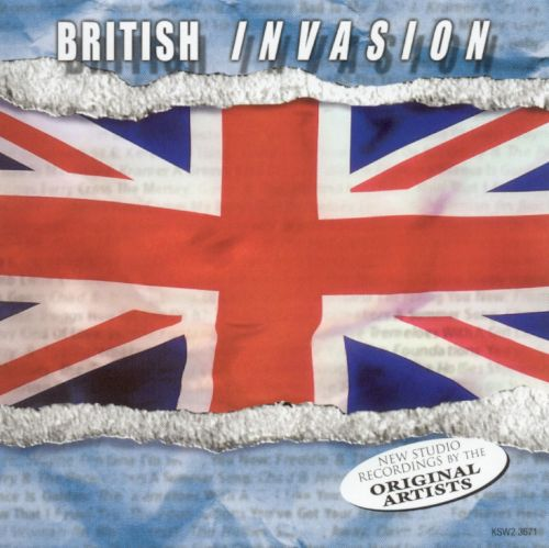 British Invasion, Vol. 1 [Madacy]