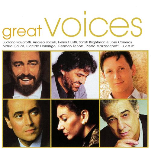 Great Voices [Universal]