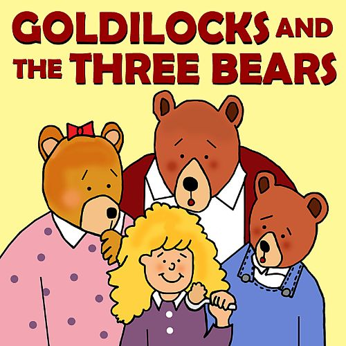 Favorite Kids Stories: Goldilocks and the Three Bears - Various ...