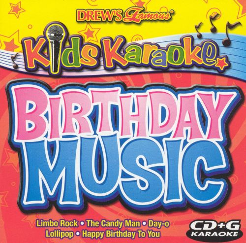 Kids Karaoke Birthday Music