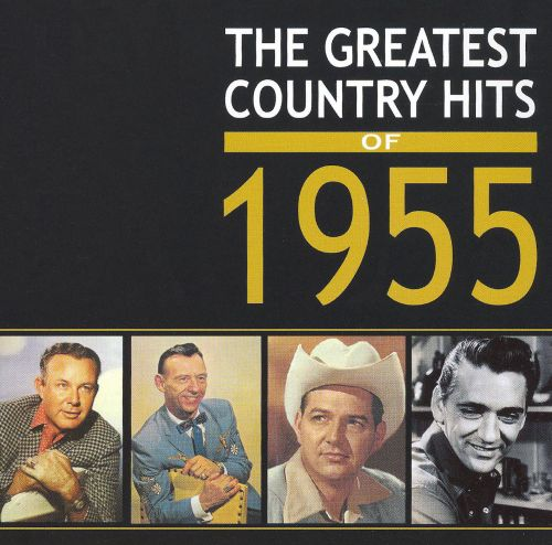 Top 100 Country Song Chart for 1955 - Playback.fm