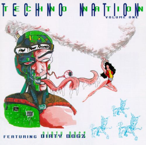 Techno Nation, Vol. 1