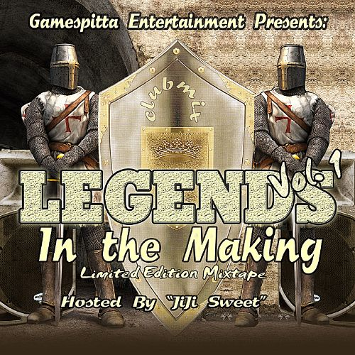 Legends in the Making, Vol. 1