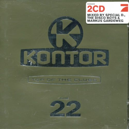 Kontor Top of the Clubs, Vol. 22