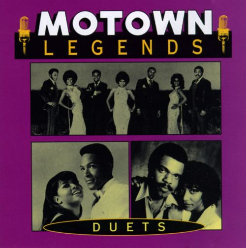 Motown Legends: Duets