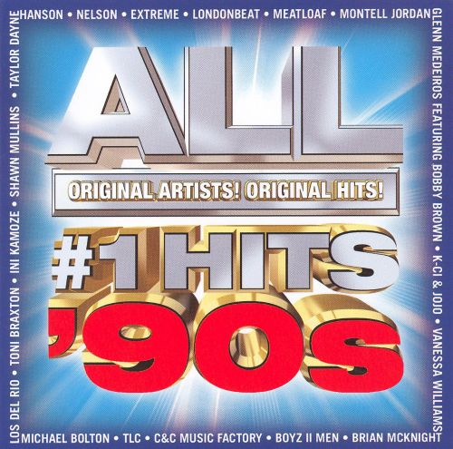 All #1 Hits 90s - Various Artists   Songs, Reviews